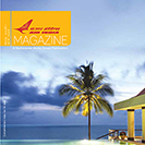 Alila Diwa Featured in Air India Magzine