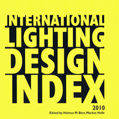 Blue Frog Featured in International Lighting Design Index