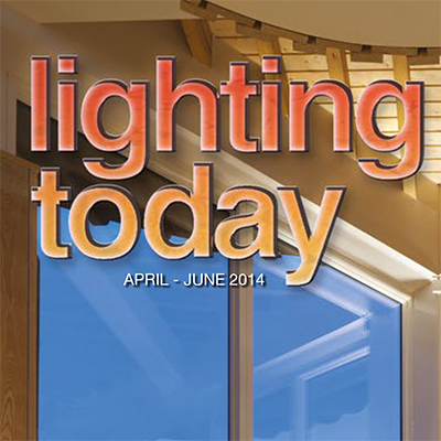 FIFC Featured in Lighting Today