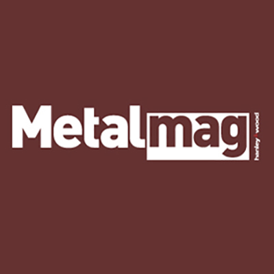 D Gallery Featured in Metal Magzine